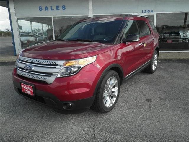 2014 Ford Explorer XLT  Front-wheel Drive