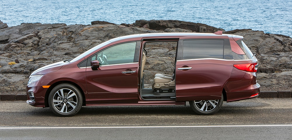 2018 honda odyssey for sale in clearwater fl autonation. Black Bedroom Furniture Sets. Home Design Ideas