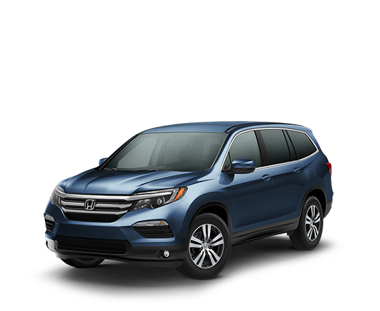 2016 honda pilot trim levels autonation honda fremont for Honda fremont auto mall