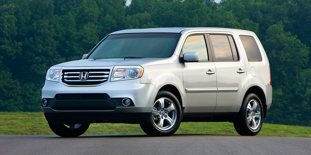 Used 2015 Honda Pilot For Sale In Roseville At Autonation