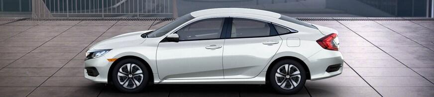 2016 honda civic sedan color options autonation honda renton for Honda dealership renton