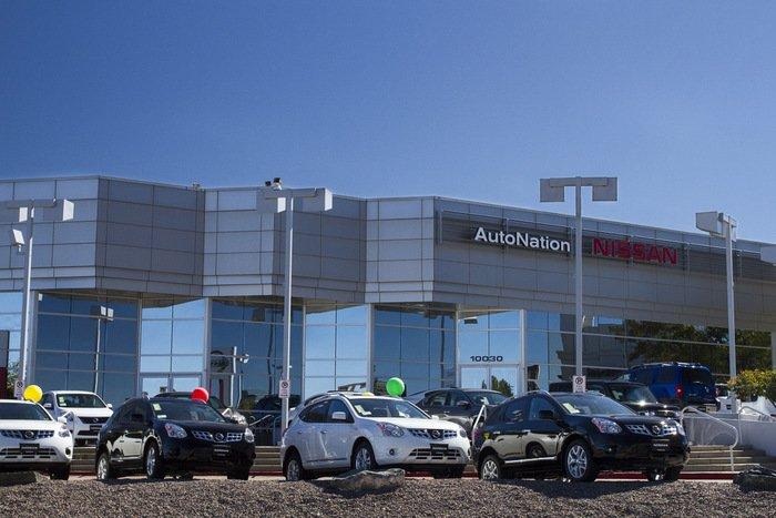 AutoNation Nissan Arapahoe Dealership