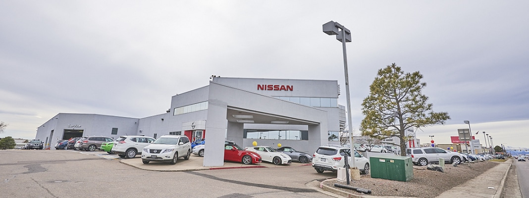 AutoNation Nissan Arapahoe Dealership