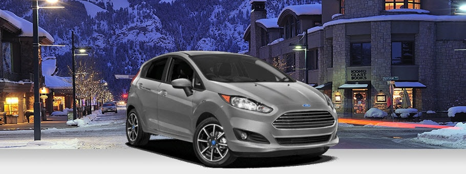 2018 Ford Fiesta Special Offer