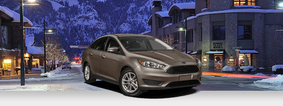 2018 Ford Focus Special Offer