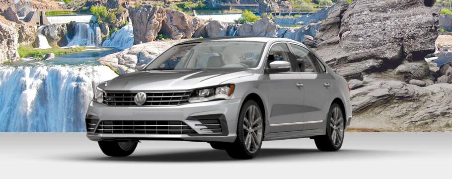 2018 Volkswagen Passat Special