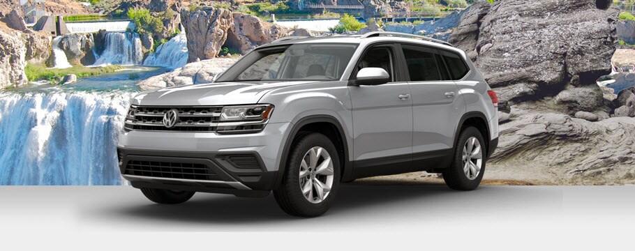 2018 Volkswagen Atlas Special