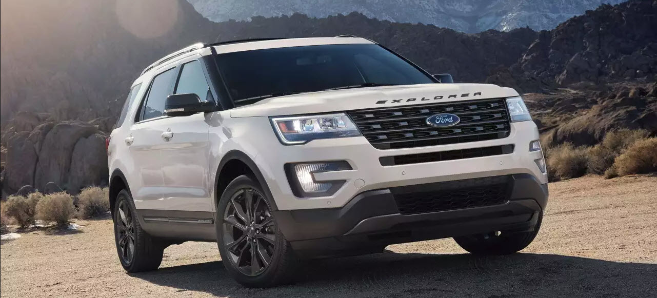 2018 Ford Explorer XLT Lease Special