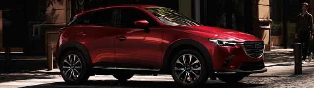 2019 Mazda CX-3 at Gossett Mazda in Memphis, TN