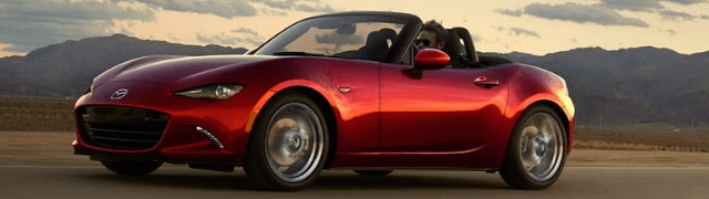 2019 Mazda MX-5 Miata at Gossett Mazda in Memphis, TN