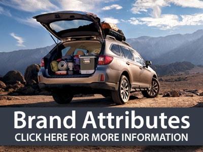 Subaru Brand Attributes