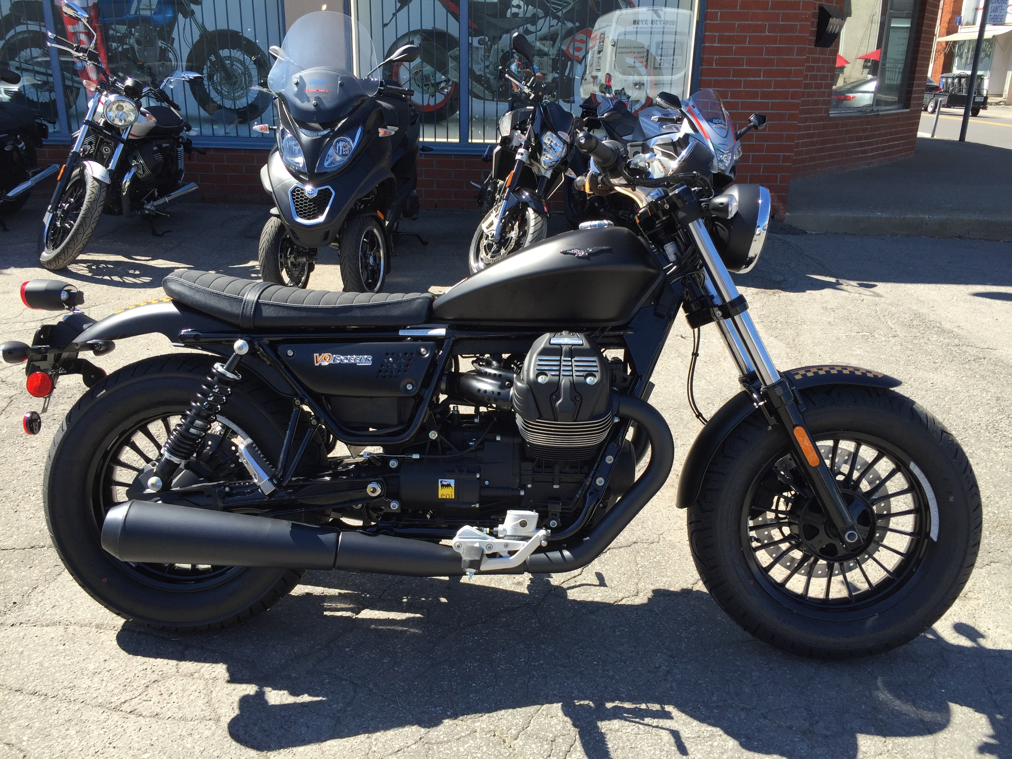 new 2017 moto guzzi other for sale ste therese qc. Black Bedroom Furniture Sets. Home Design Ideas