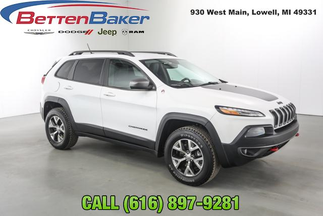 2014 Jeep Cherokee 4WD 4dr Trailhawk Sport Utility