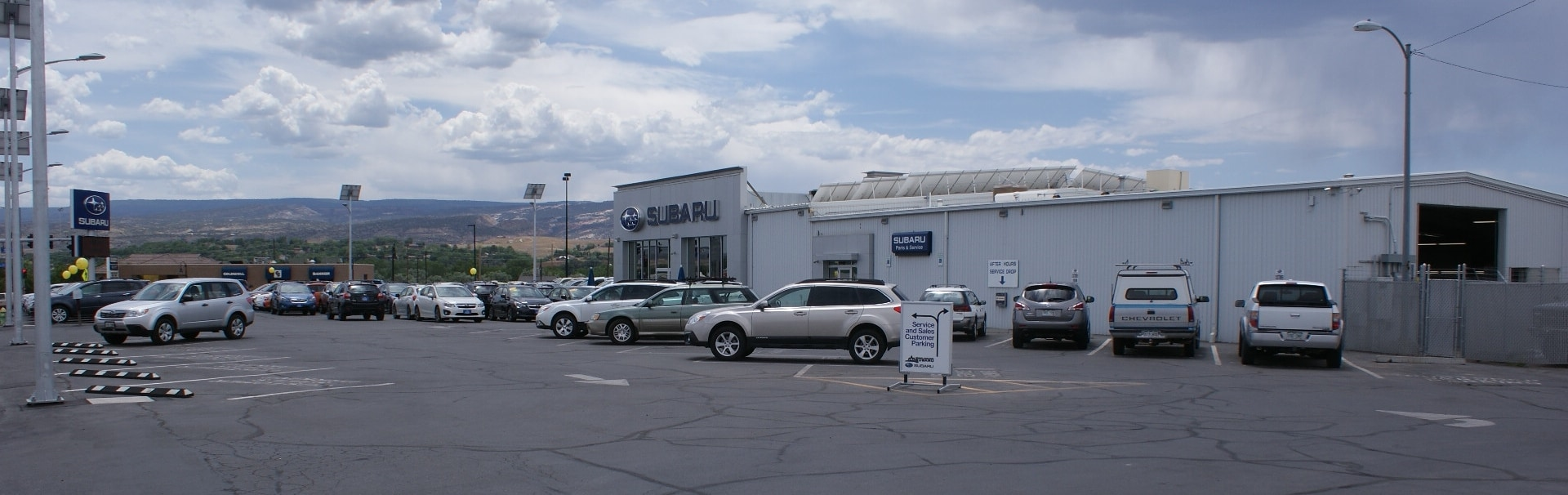 grand junction subaru new subaru dealership in grand junction co 81505. Black Bedroom Furniture Sets. Home Design Ideas