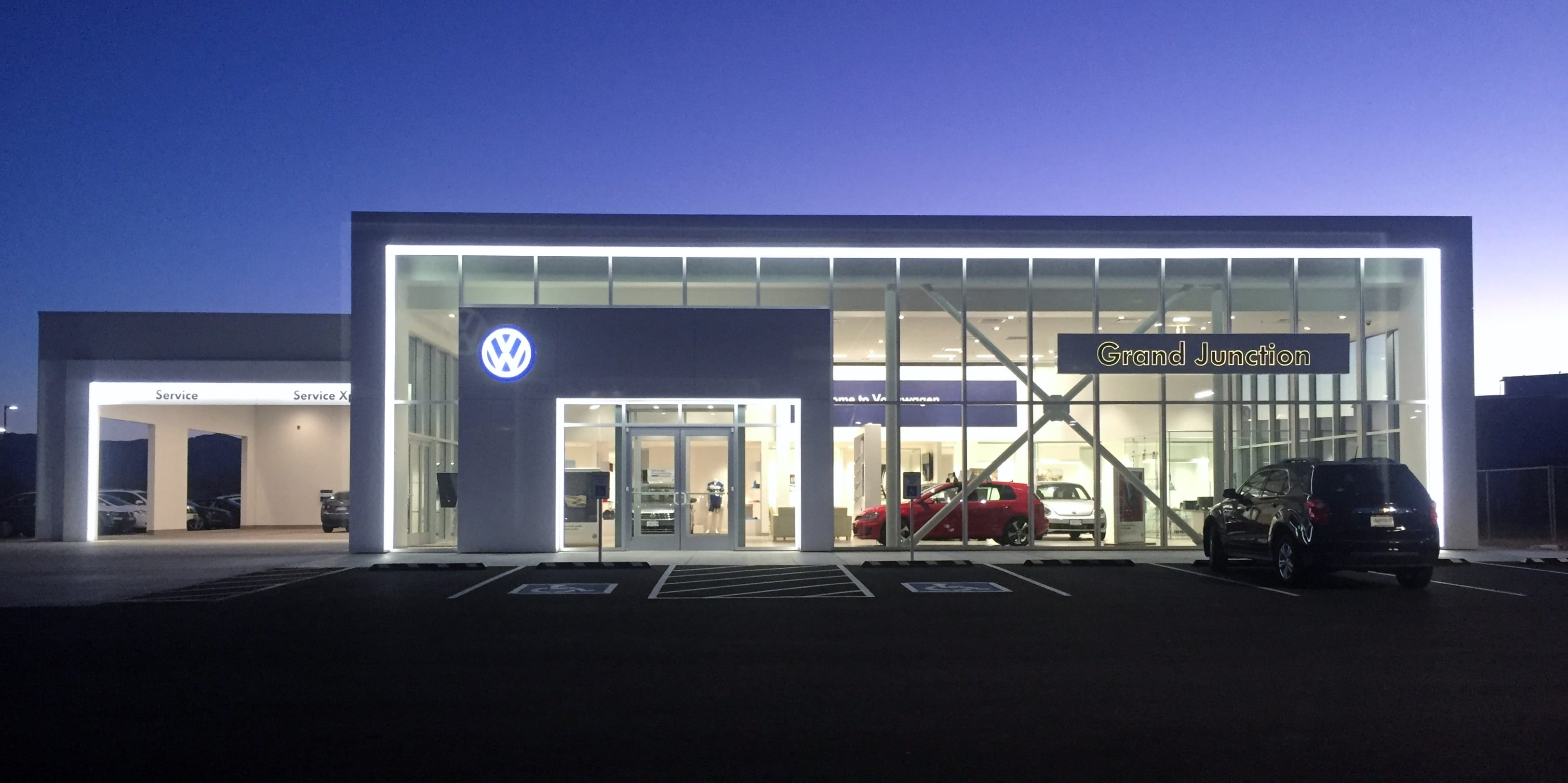 About Grand Junction Volkswagen A Volkswagen Dealership