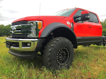 ford f 550 severe duty | specs & features | grand prairie