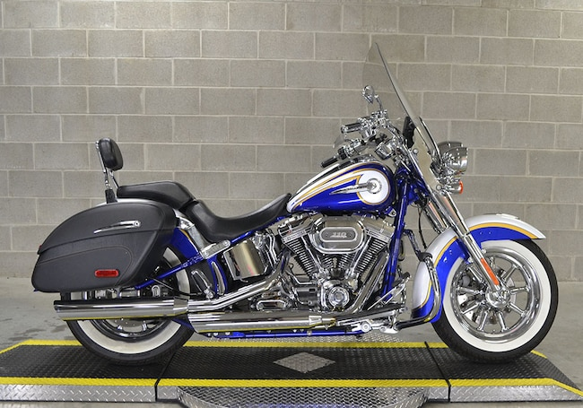 Used 2014 Harley-Davidson CVO Softail Deluxe CVO near Grand Rapids