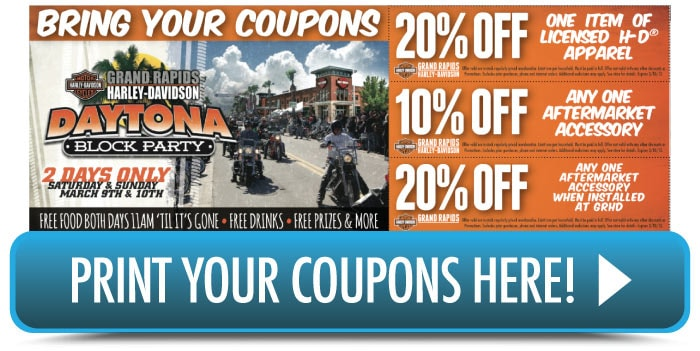 Harley-Davidson offers promo codes often. On average, Harley-Davidson offers 12 codes or coupons per month. Check this page often, or follow Harley-Davidson (hit the follow button up top) to keep updated on their latest discount codes. Check for Harley-Davidson's promo code exclusions. Harley-Davidson promo codes sometimes have exceptions on /5(20).