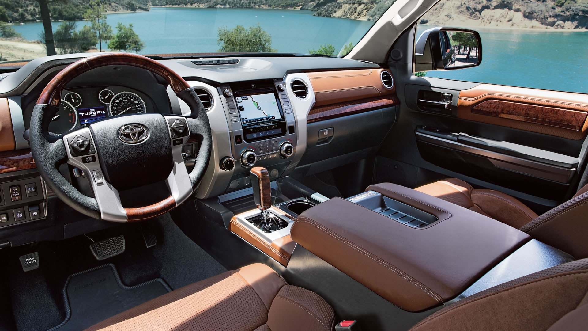 New Toyota Tundra in Bow   Grappone Toyota