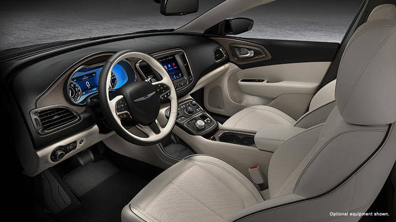 2016 Ford Fusion Interior