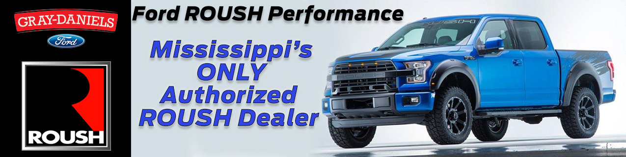 Ford Roush Dealer in Mississippi