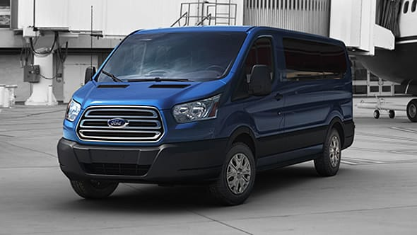 2016 Ford Fleet Commercial Trucks