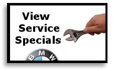 auto service specials button