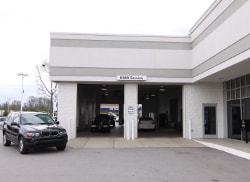 Grayson BMW service center in Knoxville TN
