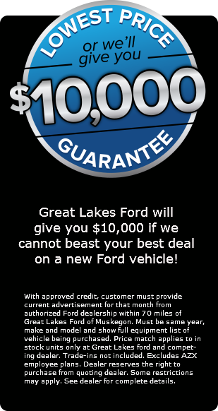 Ford Dealership Detroit Lakes >> Great Lakes Ford Lincoln Of Muskegon Ford Dealership In | 2017, 2018, 2019 Ford Price, Release ...