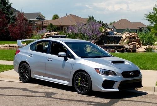 Subaru Wrx Price Lease Greeley Co