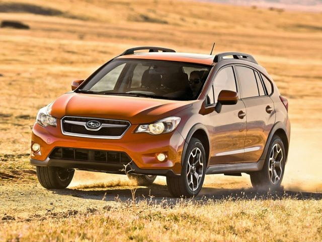 Subaru Xv Crosstrek Vs Mazda Cx5 Jeep Patriot KIA Sportage