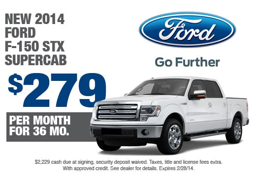 14 00203 green ford feb web specials 516x361 2 6 14 f150 stx pmt rev. Cars Review. Best American Auto & Cars Review
