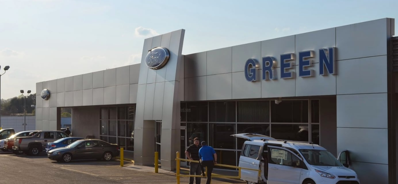 About Green Ford Inc A Ford Dealership In Greensboro - Ford dealership in greensboro nc