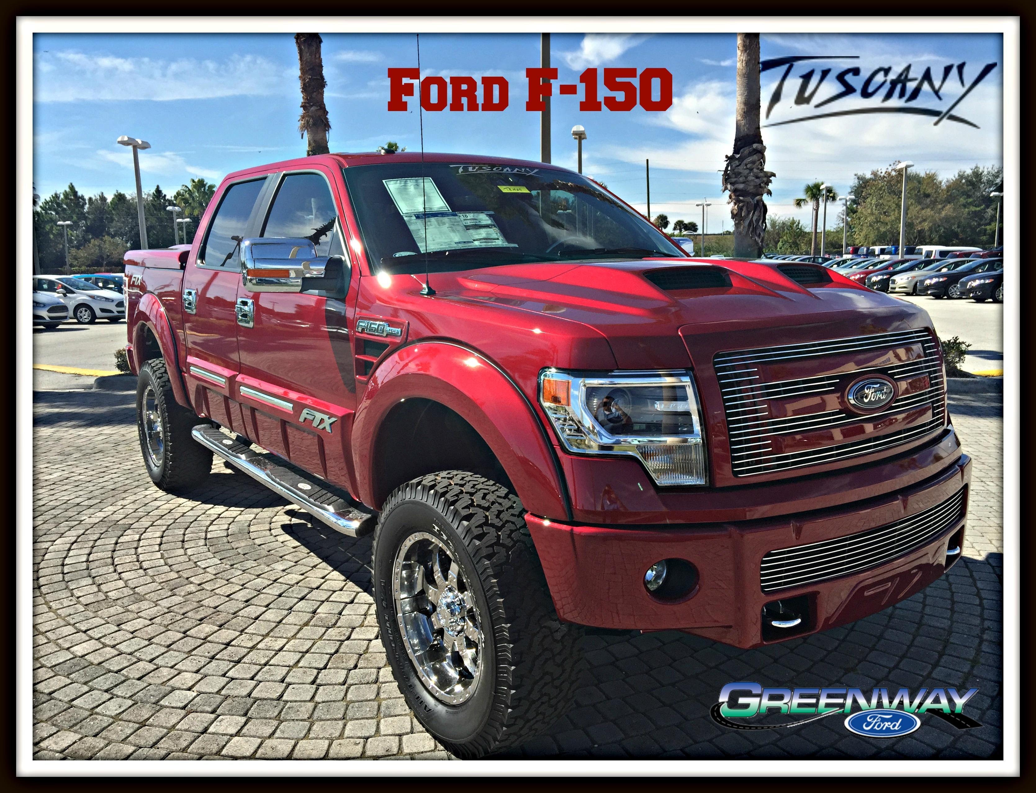 Greenway Ford | New Ford dealership in Orlando, FL 32817