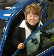 Bess Wills, General Manager of Gresham Ford