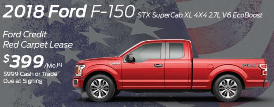 ford lease specials at gresham ford