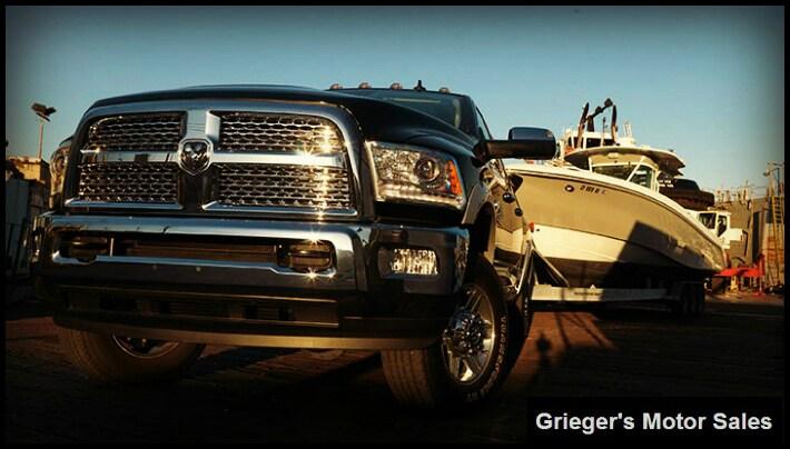 Grieger 39 S Motor Sales New Chrysler Dodge Jeep Ram