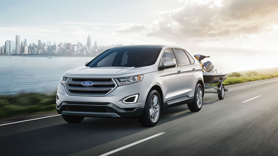 2017 ford escape vs 2017 ford edge in waukesha wi griffin ford. Cars Review. Best American Auto & Cars Review