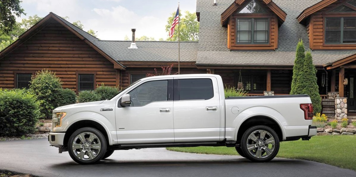 2017 Ford F-150 Cab & Bed Sizes in Waukesha, WI | Griffin Ford