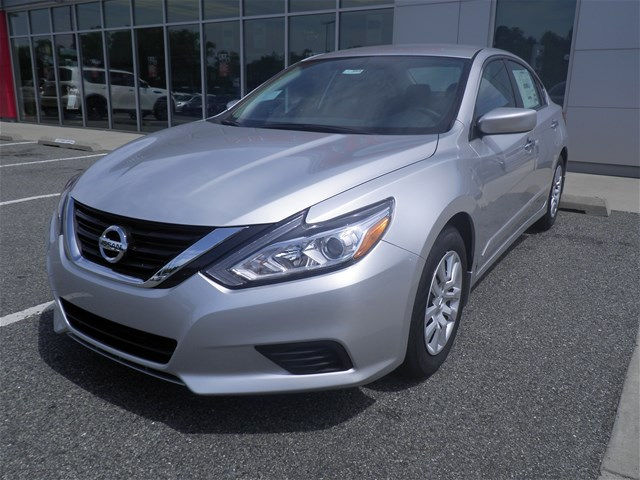 New 2017 Nissan Altima 2.5 S Sedan in Valdosta, GA