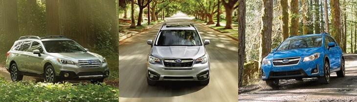 New Subaru Models for Sale in Denver CO