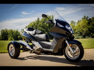 2015 HONDA FSC600AC Silver Wing TRIKE 3 ROUES CONVERSION