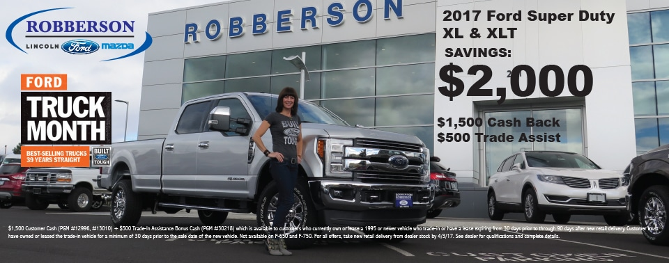 Robberson Ford Bend Or >> Robberson Ford Lincoln Mazda   New Mazda, Lincoln, Ford dealership in Bend, OR 97701