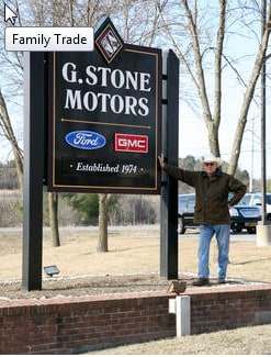 G Stone Motors Inc New Ford Dealership In Middlebury