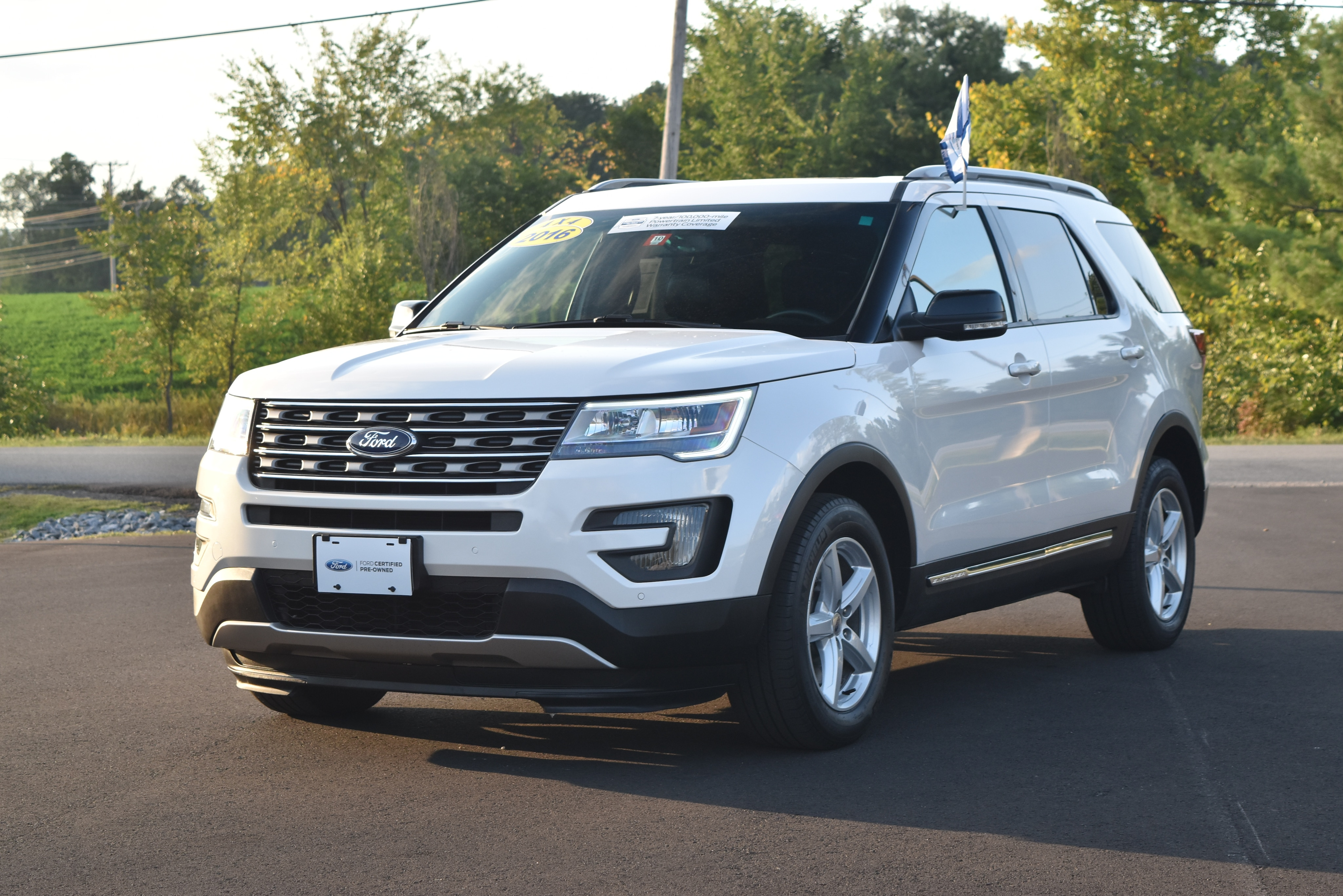 RPMWired.com car search / 2016 Ford Explorer