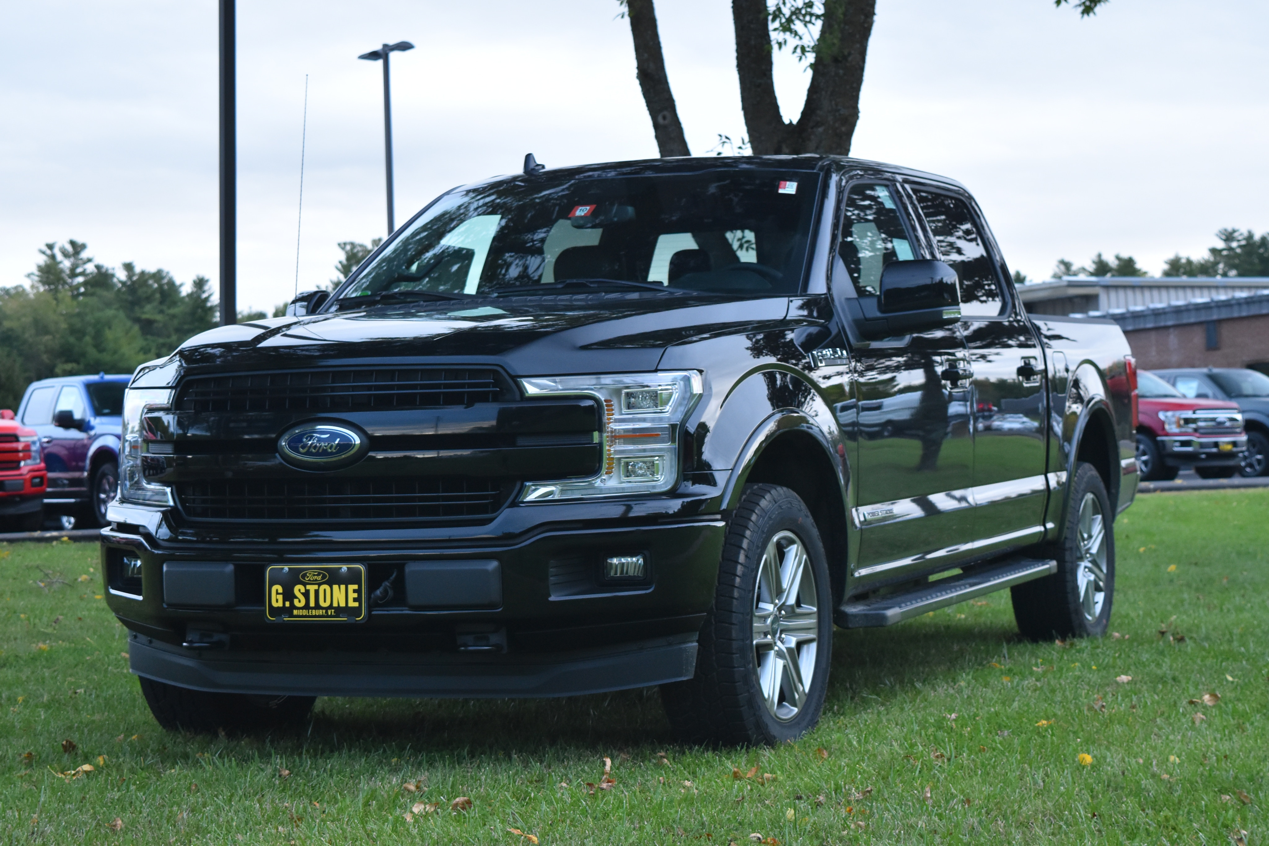 RPMWired.com car search / 2018 Ford F-150