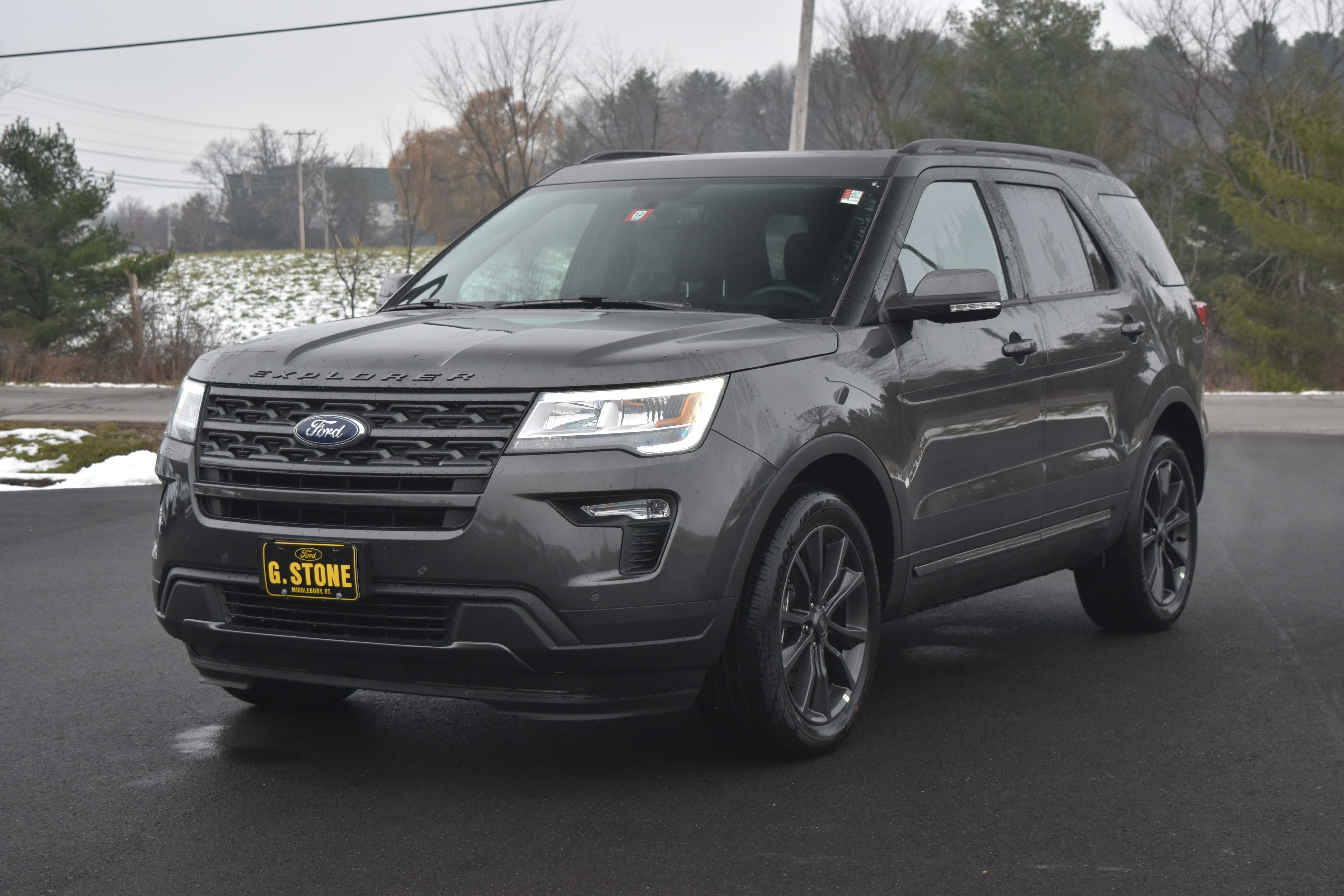 RPMWired.com car search / 2019 Ford Explorer