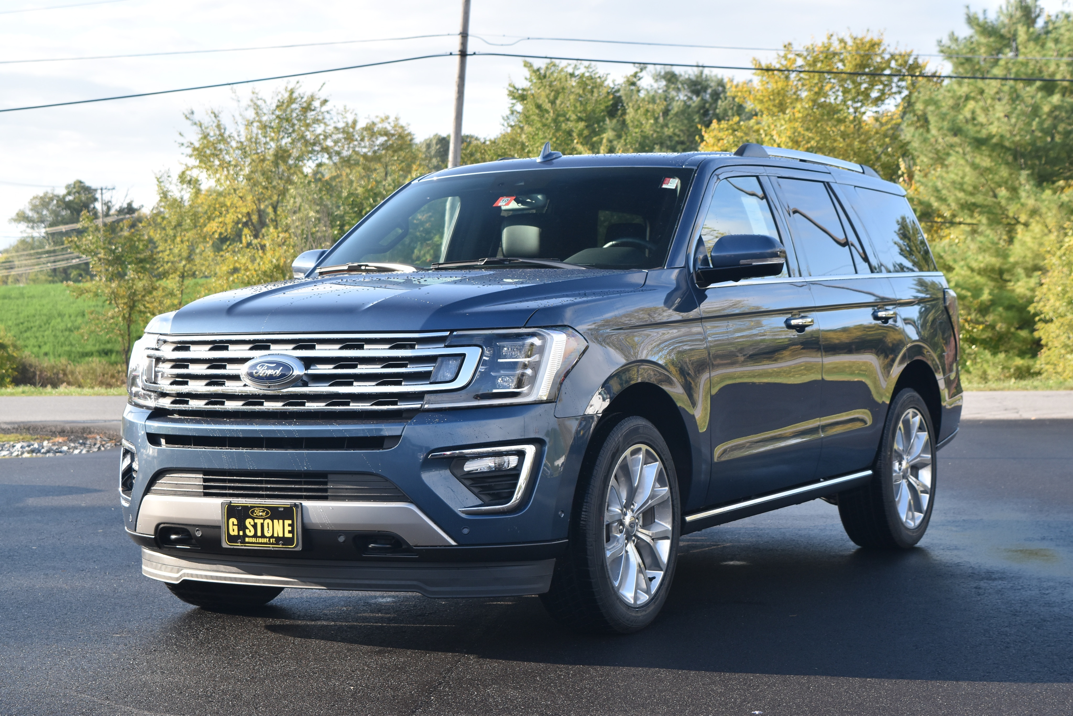 RPMWired.com car search / 2018 Ford Expedition