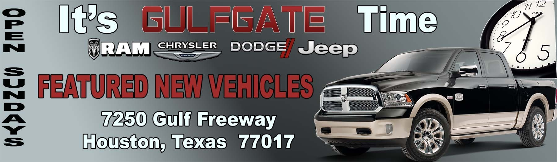 Gulfgate Dodge Houston Texas >> Gulf Gate Dodge | 2018 Dodge Reviews