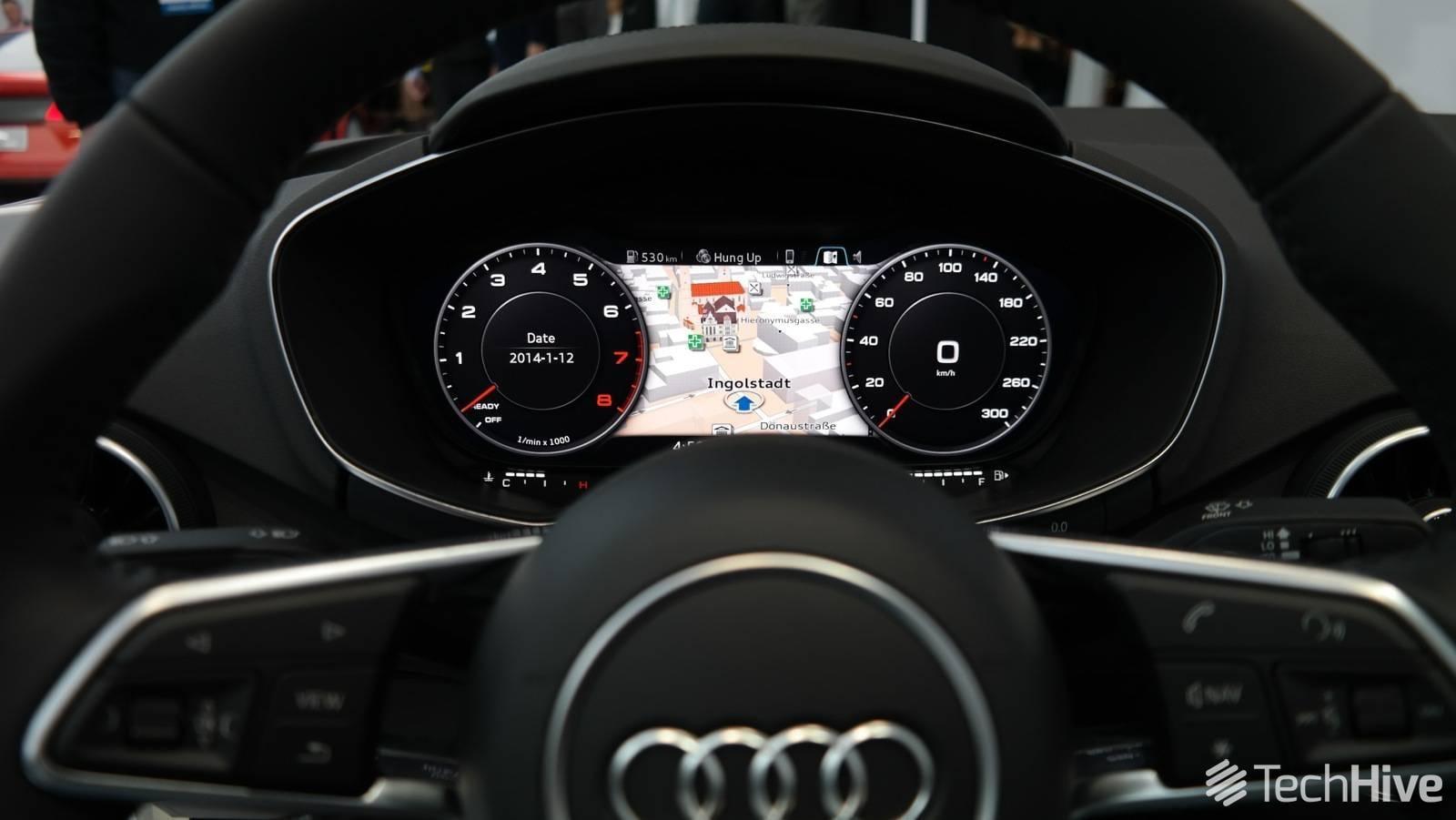 Audi Michiana | New Audi dealership in Mishawaka, IN 46545 | {Auto cockpit 17}